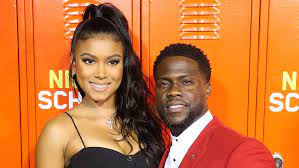Kevin Hart and Wife Eniko Share First ...