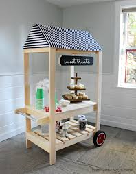 this pretend play toy vendor cart is perfect for wver your child dreams up of ing lemonade fresh picked wildflowers cupcakes mudpies