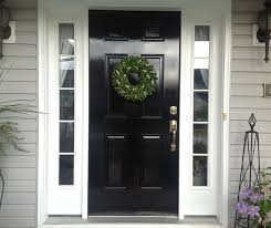 front doors for homeGorgeous Exterior Doors For Home 22 Pictures Of Homes With Black