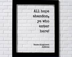 Dante Quotes Stunning Dante Quote Etsy