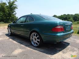 1998 Mercedes-Benz CLK 320 Coupe in Mineral Green Metallic photo ...