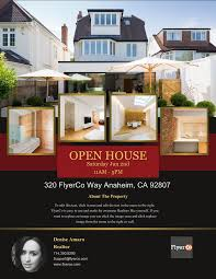 realtor open house flyers open house flyers real estate marketing blog