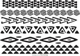 Hawaiian Tribal Patterns