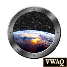 earth wall decal 3d window porthole graphics outer space astronaut view kids room vwaq ps11