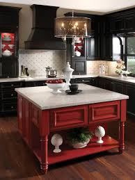 Red And Black Kitchen Cabinets 25 Tips For Painting Kitchen Cabinets Diy Network Blog Made