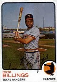 Dick Billings Baseball Stats by Baseball Almanac