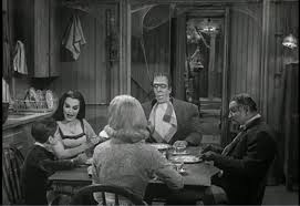 Image result for the munsters kitchen photo