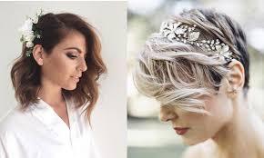 Coupe Mariage New Coiffure Mariage Cheveux Mi Long Attachés