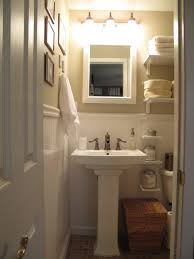 sensational bathroom for small space interior design integrate for small bathroom pedestal sinks decorating