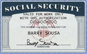 Is Security ssn Social A Number What