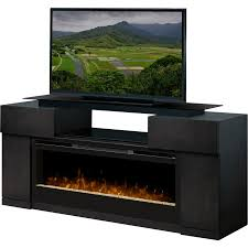 dimplex concord a console electric fireplace sylvane with tv console with fireplace