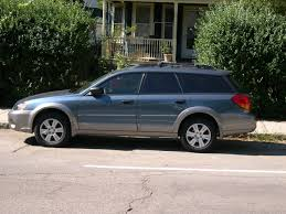 2005 Subaru Outback - Information and photos - ZombieDrive
