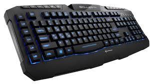<b>Игровая клавиатура Sharkoon</b> Skiller Pro обойдётся в 27 евро