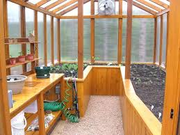 wood greenhouse plans free diy frame
