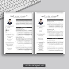 2020 New Resume Format 2019 2020 Pre Formatted Resume Template With Resume Icons Fonts And Editing Guide Unlimited Digital Instant Download Resume Template Fully