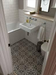 vintage bathroom floor tile ideas. Bathroom Flooring Ideas Entrancing Idea Guest Toilet Bath Vintage Floor Tile