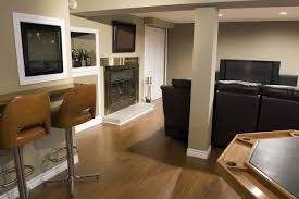 Image of: Basement Ideas For Small Spaces