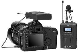 <b>Микрофон BOYA</b> BY-<b>WM8 Pro</b> (радиосистема) | <b>Микрофоны</b> и ...