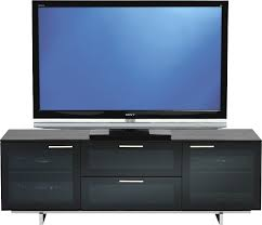 75 tv stand. BDI - Avion Noir Series II TV Stand For Flat-Panel TVs Up To 75 Tv