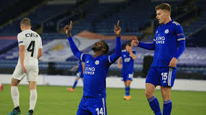 Leicester City 3-0 Zorya Luhansk: Foxes cruise in Europa League opener –  Bioreports