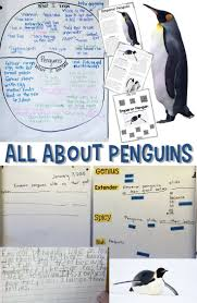 Penguins Depth Chart All About Penguins Informational Reading And Writing For
