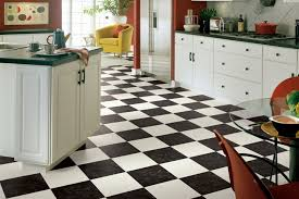 kitchen flooring in black and white vinyl landmark i collection bessemer vinyl sheet g6a23