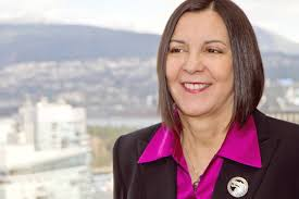 Wendy Grant-John, a former Musqueam chief, says the Matrimonial Real  Property centre addresses the need for 'capacity building' among First  Nations.