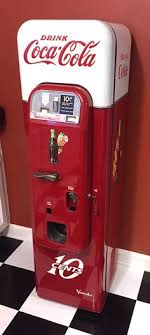 Vintage Coca Cola Vending Machines For Sale Beauteous Restored Vintage CocaCola Vendo Model 48 Machine CocaCola