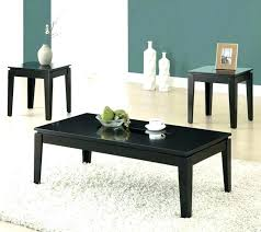 dark grey coffee table black and end set sets