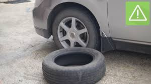 flat tire. Simple Flat Intended Flat Tire