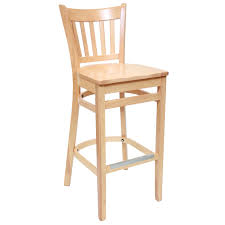 lacquered birch wood bar stool wooden bar stools with back furniture kitchen