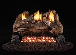 gas fireplaces gas logs come as vented or vent free