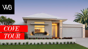 Single storey home - The Cove; Webb \u0026 Brown-Neaves Home Builders ...