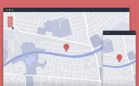 css and jquery custom google map  codyhouse