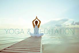 essay on the yoga and meditation