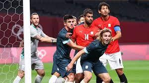 فرص تأهل منتخب مصر إلى ربع نهائي أولمبياد طوكيو