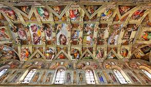 3200x2096 ceiling of the sistine chapel travel wallpaper and stock photo 3200x2096 ceiling