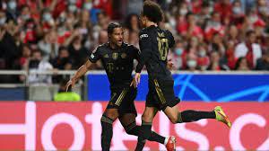 Benfica - Bayern 0:4 – Nagelsmann nicht im Stadion! Bayern siegen auch ohne  Boss - Fussball - Bild.de