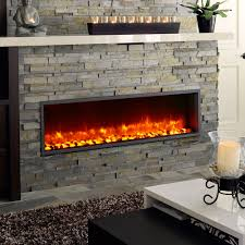 electric fireplace with built in bar dynasty 55 in built in electric fireplace dy bt55