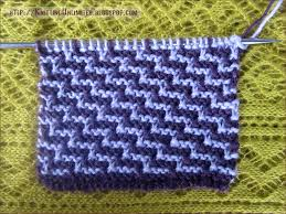 Slip Stitch Knitting Patterns