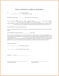 Letter To Not Renew Lease Nice Lease Renewal Letter Template