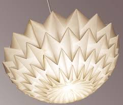 The Discus S Ceiling Light By Danielle Origami Lamps
