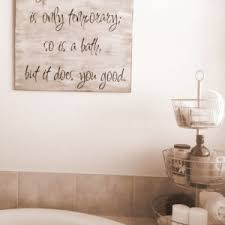 Vintage bathroom wall decor Spa Bathroom Bathroom Wall Decor Ideas Crafty Vintage Bathroom Wall Design Home With Wall Decor For Bathrooms Probonopopulicom Decorations Chic Wall Decor For Bathrooms Your House Concept