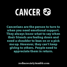 cancer zodiac astrology cancertrait zodiac facts cancer facts • via Relatably.com