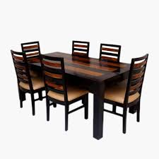 dining room table induscraft trendy sheesham wood 6 seater dining table set large simple dining