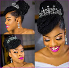 Coiffure Mariage Cheveux Africain 165964 Coiffure Chignon
