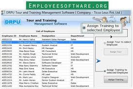 Employee Training Management Watch Screenshots Of Employee Tour And Training Management