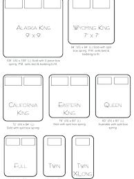 california king mattress vs king. Cal King Bed Size Vs Dimensions . California Mattress
