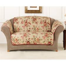 cover furniture. Wondrous Beige Sofa Design With Printed Floral Cover Asrated Furniture For Your Living Room Interior Fold Up Couch Sweet Sofas Slipcovers Instant R