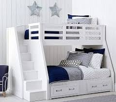 Belden Twin-over-Full Stairloft Bunk. Kids Beds DiyBoys ...